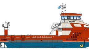 NEW WORK VESSEL FOR MOWI