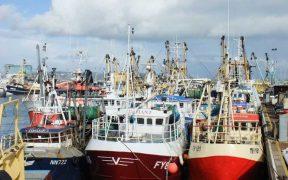 UK FISHERS ACCUSE EU