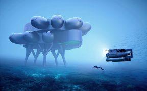 Announcing Fabien Cousteau's PROTEU