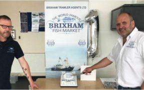 Brixham Trawler Agents Celebrates