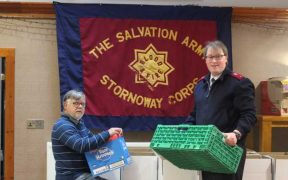 STORNOWAY SALVATION ARMY