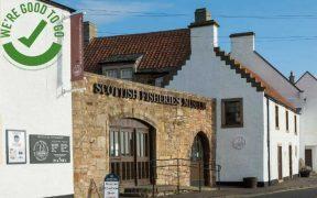 SCOTTISH FISHERIES MUSEUM WELCOMES BACK