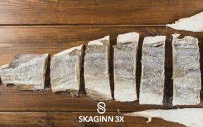 SKAGINN 3X INSTALLS SALTFISH