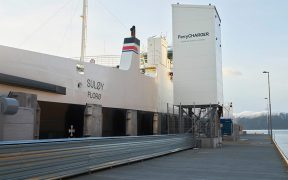 Advanced ferry charging systems for Hareid - Sulesun