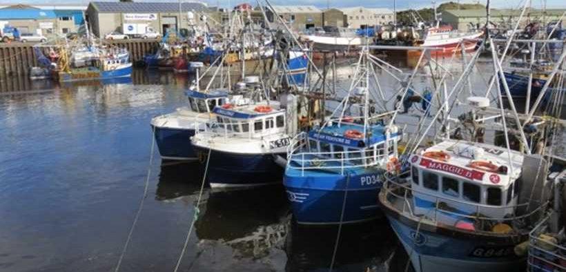 UK FISHING FLEET RECORDED
