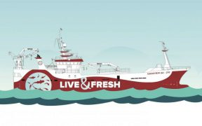Samherji acquires a vessel to catch and conserve live fish