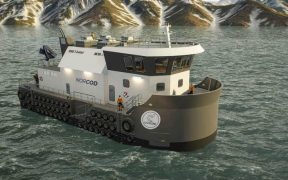 Norcod invests in two feed barges