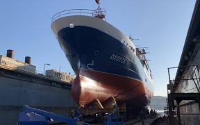 new-crab-vessel-launched-in-vladivostock