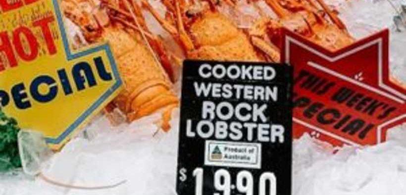 AUSTRALIAN SEAFOOD INDUSTRY RECORDS BUMPER