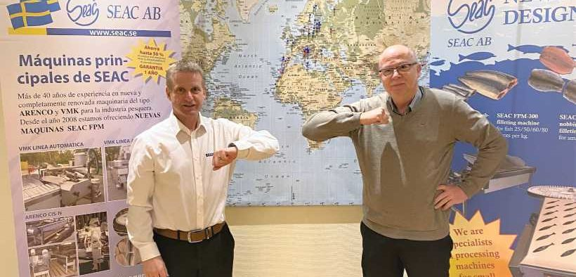 BAADER ACQUIRES SEAC