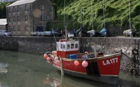 £1.3M FOR WELSH SEAFOOD SECTOR