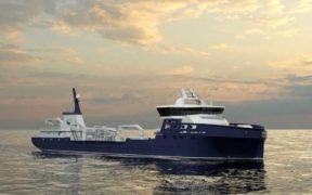 KONGSBERG MARITIME SECURES CONTRACT