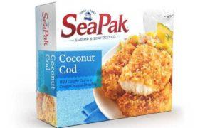 SEAPAK'S NEW CRISPY COCONUT COD