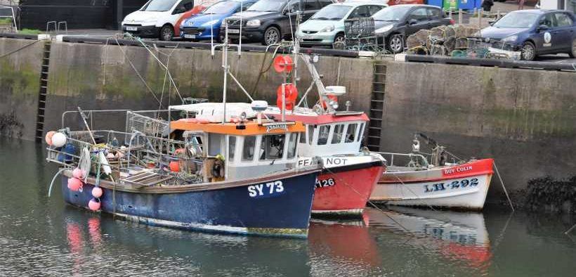 UK FISHERS AT RISK