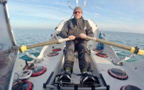 Crewsaver Supports NY2UK Solo Row Across the North Atlantic