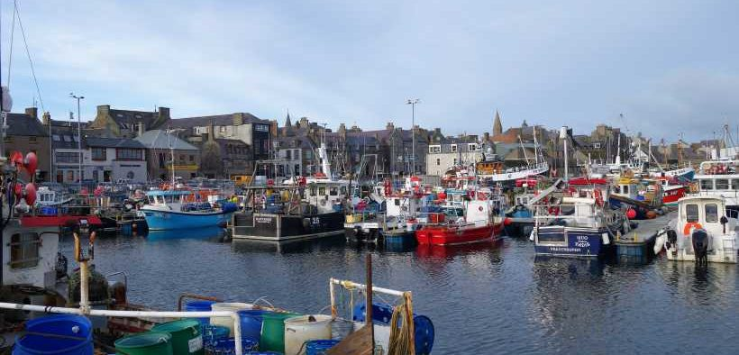 MASTERPLAN UNVEILED FOR FRASERBURGH HARBOUR
