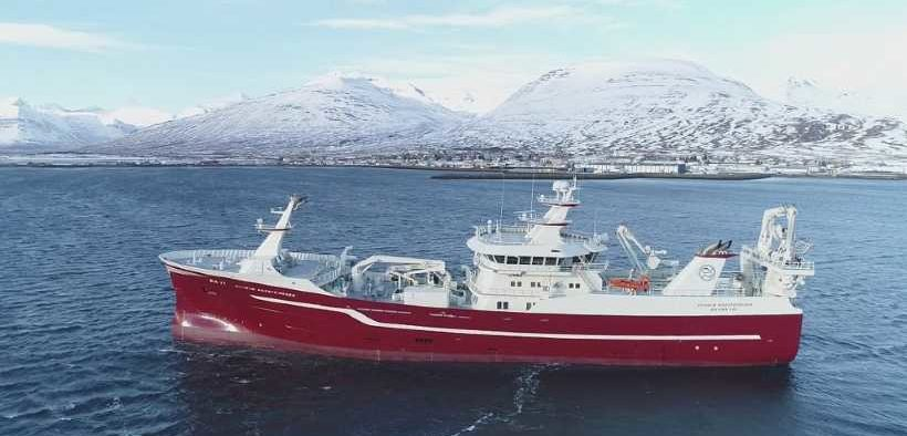 NEW PELAGIC VESSEL FOR SAMHERJI