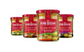 King Oscar Yellowfin Tuna Selections