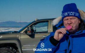SKAGINN 3X PRESENTS COLD FACTS