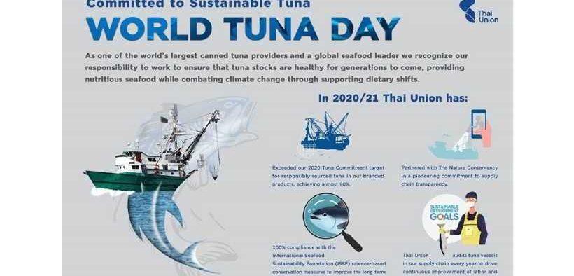 THAI UNION IN TUNA SUSTAINABILITY (1)
