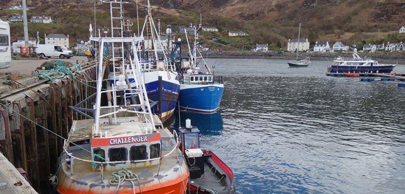 Boost for Mallaig fishing fleet