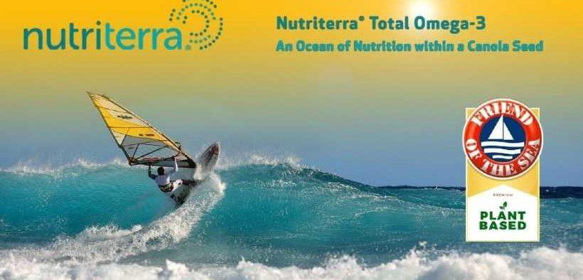 FRIEND OF THE SEA CERTIFIES NUTRITERRA®