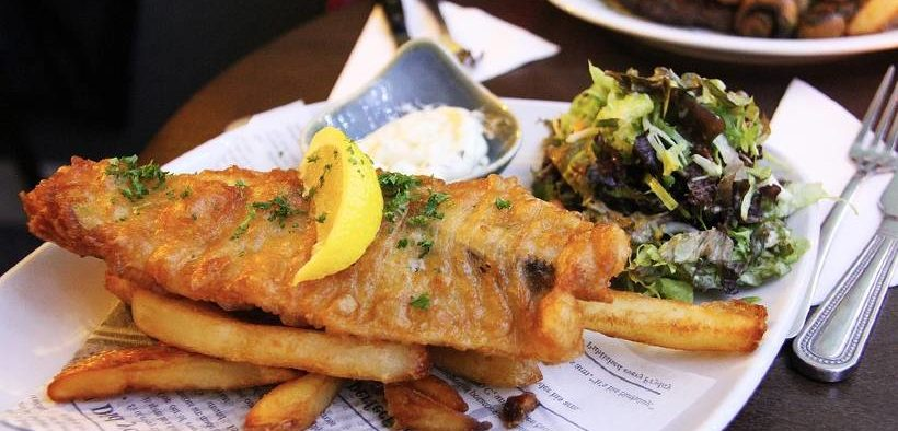 Happy National Fish and Chip Day