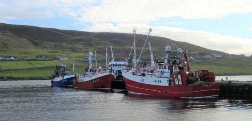 LERWICK SCOOPS TOP FISHING PORT AWARD 2