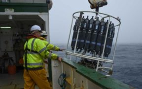 OCEAN SCIENCE TURNING THE TIDE