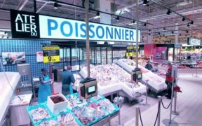 THE GLOBAL SUSTAINABLE SEAFOOD INITIATIVE WELCOMES AUCHAN TO ITS GLOBAL PARTNERSHIP
