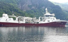 WELLBOAT TO BE HANDED OVER (1)