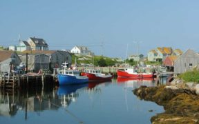 CANADA INVESTS IN NOVA SCOTIAN FISHING