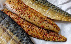 DIET HIGHER IN FATTY FISH