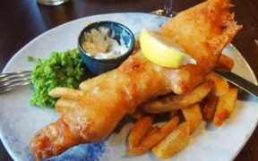 FIND THE BEST FISH AND CHIPS