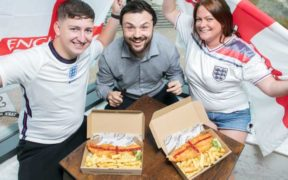 NORTH EAST CHIPPY GEARS UP