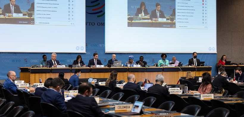 WTO MEMBERS EDGE CLOSER