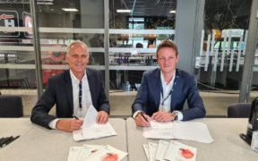 Premium Svensk Lax and Benchmark Genetics have signed an agreement