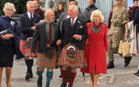 Royal visit for Organic Sea Harvest