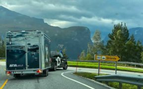 AKVA GROUP ATTRACTS ATTENTION ON THE ROAD (1)