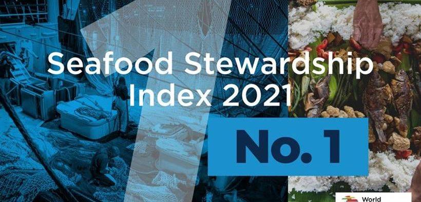 Thai Union ranked No. 1 on Seafood Stewardship Index
